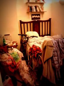il letto di Giorgio